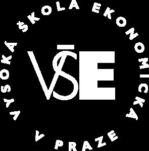 logo VŠE white