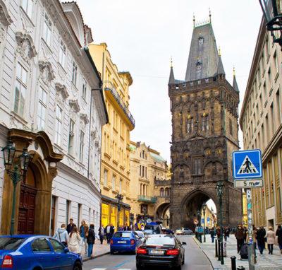 образование в Праге